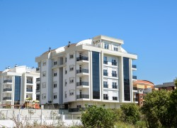 Antalya – Turkey |  Apartments | For Sale | between 57m² and 160m²