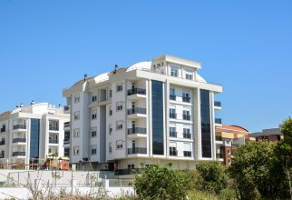 Antalya – Turkey    Apartments   For Sale   between 57m² and 160m²