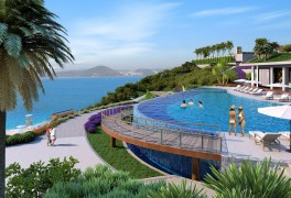 Bodrum Adabükü – Turkey | Villas – Duplexes – Apartments |   For Sale | between 70m² and 180m²