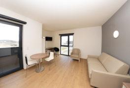 Esch Belval | Studios avec balcon | A louer | 33 m² | 1100 Euros toutes charges comprises